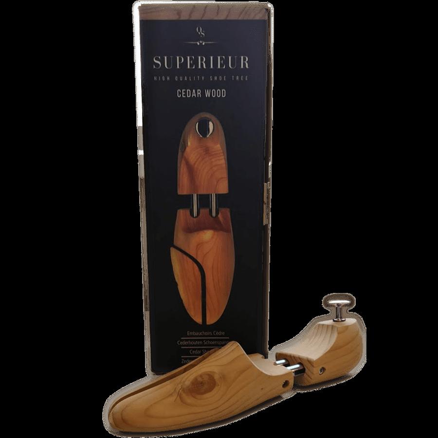 Ceder houten schoenspanner