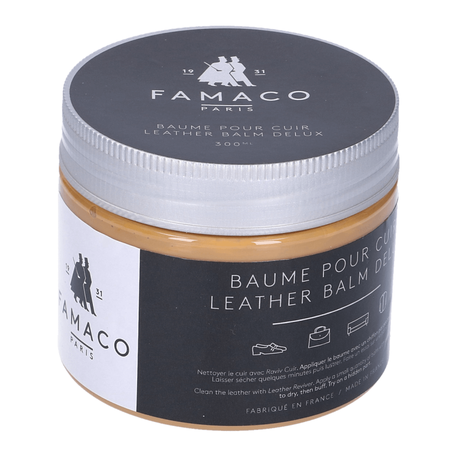 Famaco Leather balm care cream