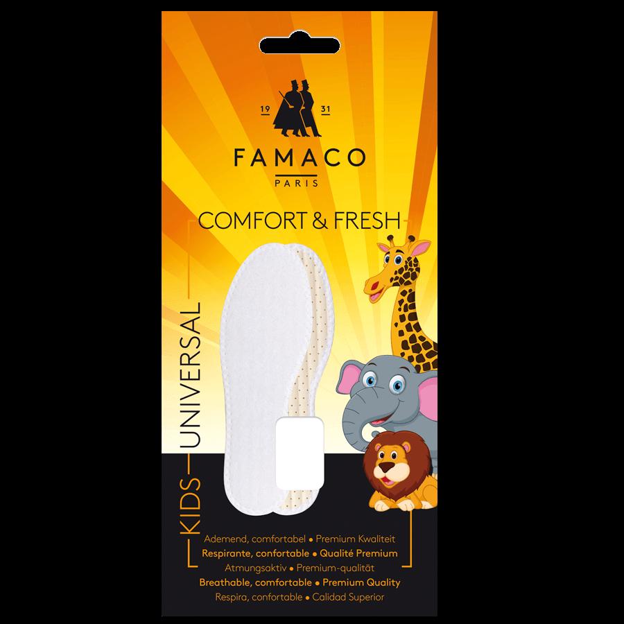 Famaco Universal comfort & fresh kids
