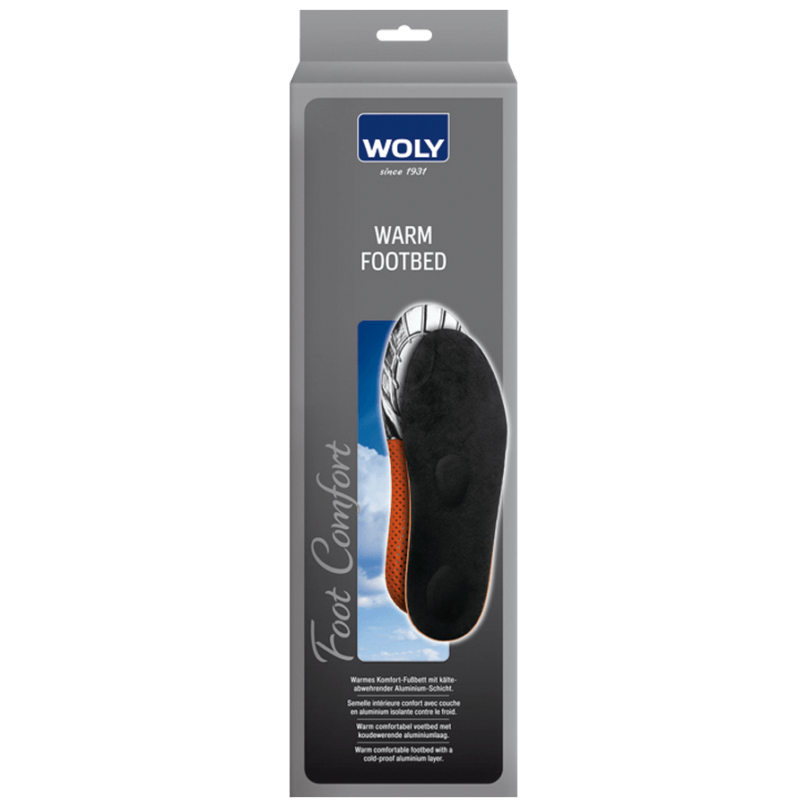 Woly 71837 Warm footbed