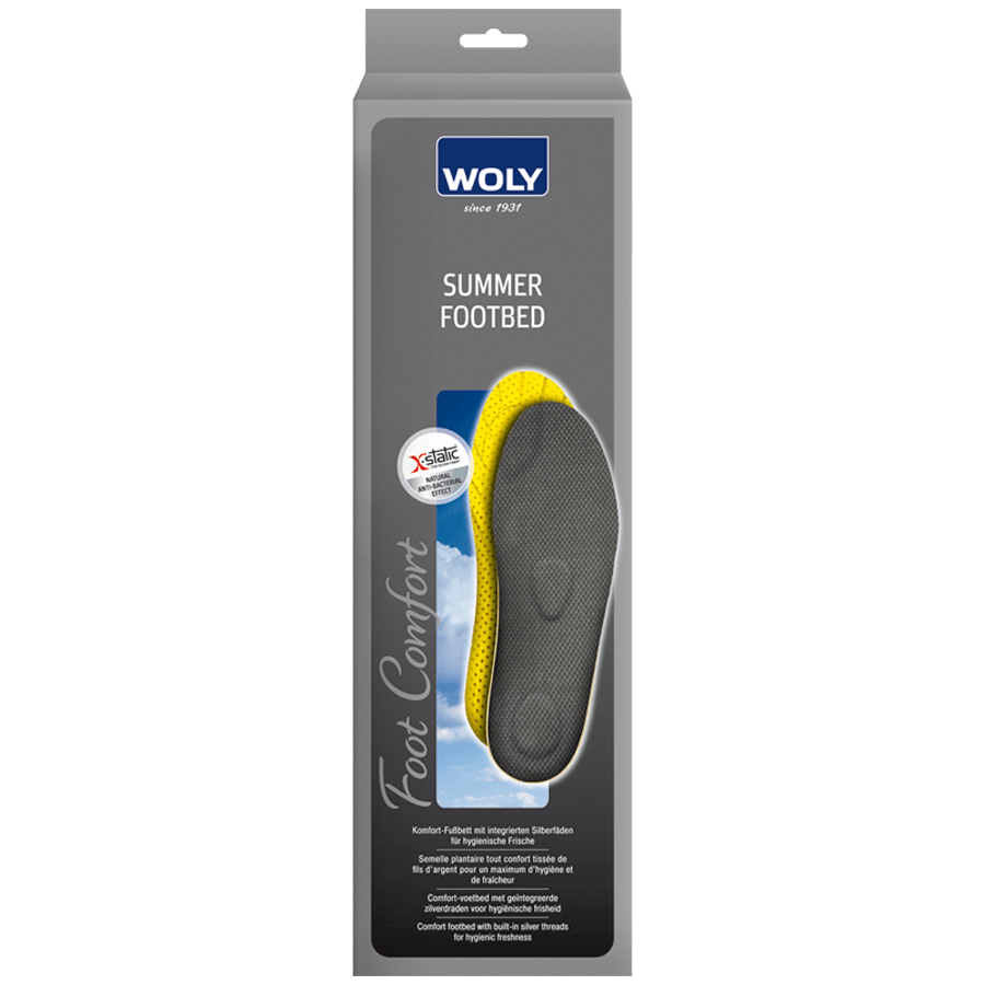 ** Woly 71839 Summer footbed