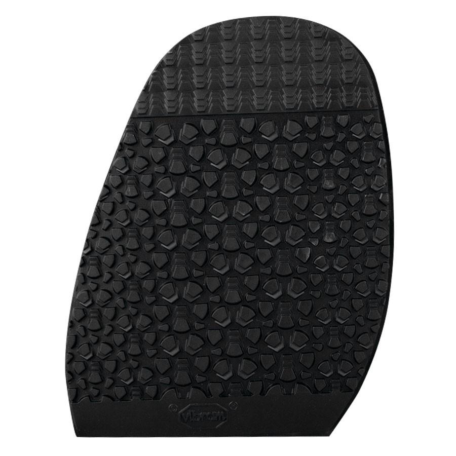 Vibram 1/2 zool art.2341 zwart