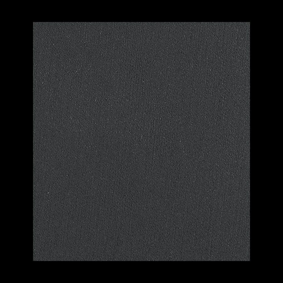 Nylon plaat glad Zwart