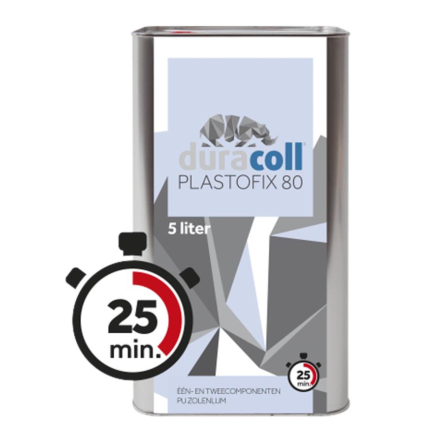 Duracoll Plastofix 80 5 liter