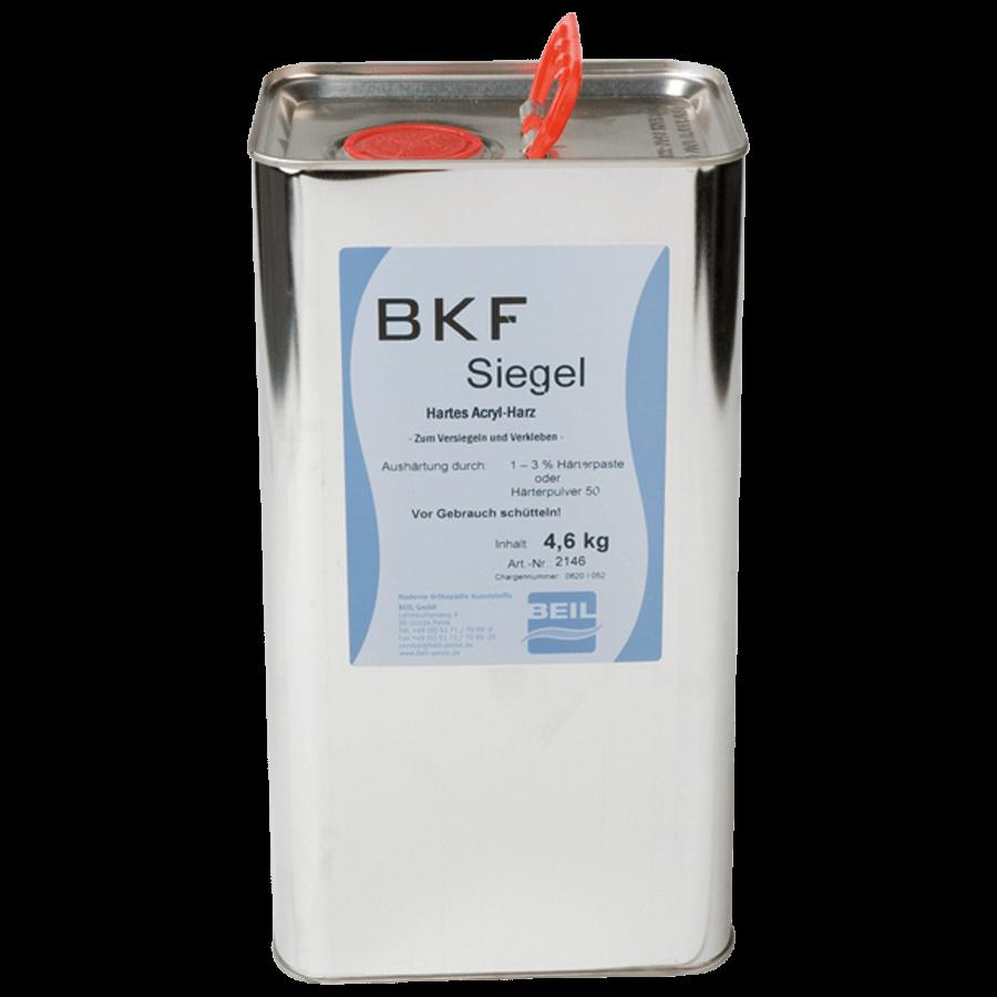 BKF Siegel acrylhars