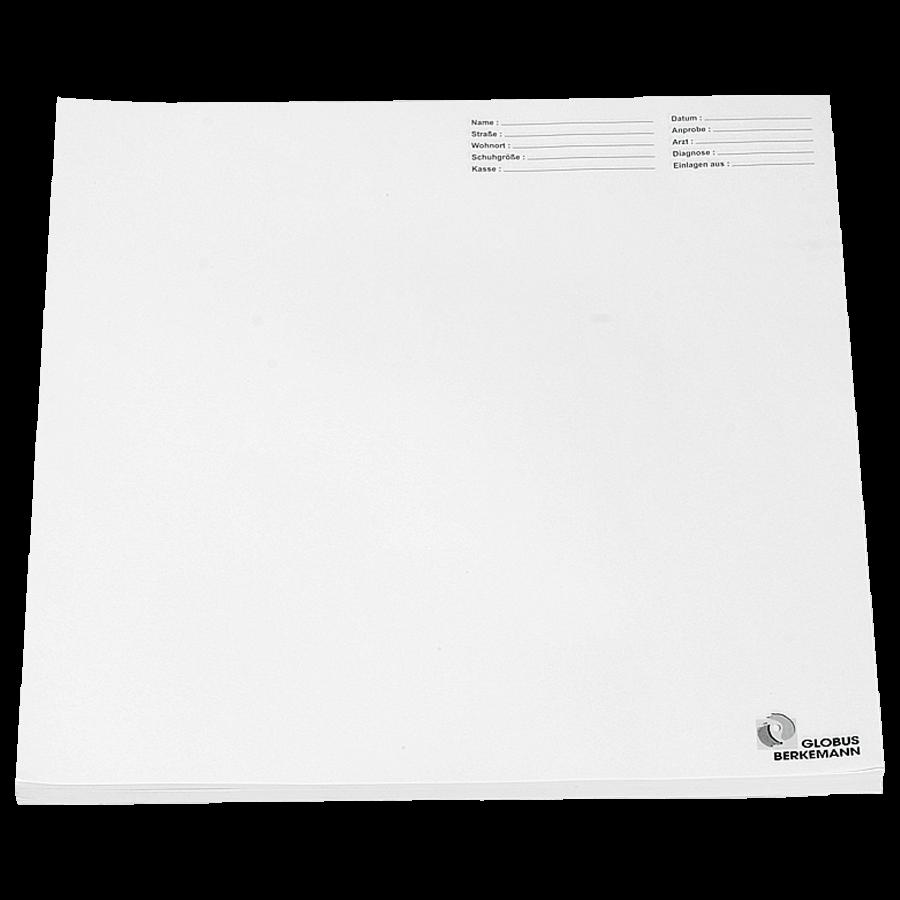 Afdrukpapier dubbel à 100 vel 30x35 cm