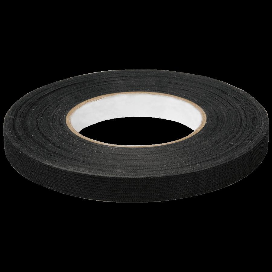 Nylontape dun Zwart 40,0 mm