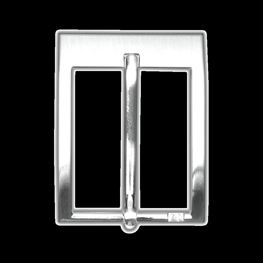 Chesterfield nikkelvrije gesp 1028 35 mm nikkel