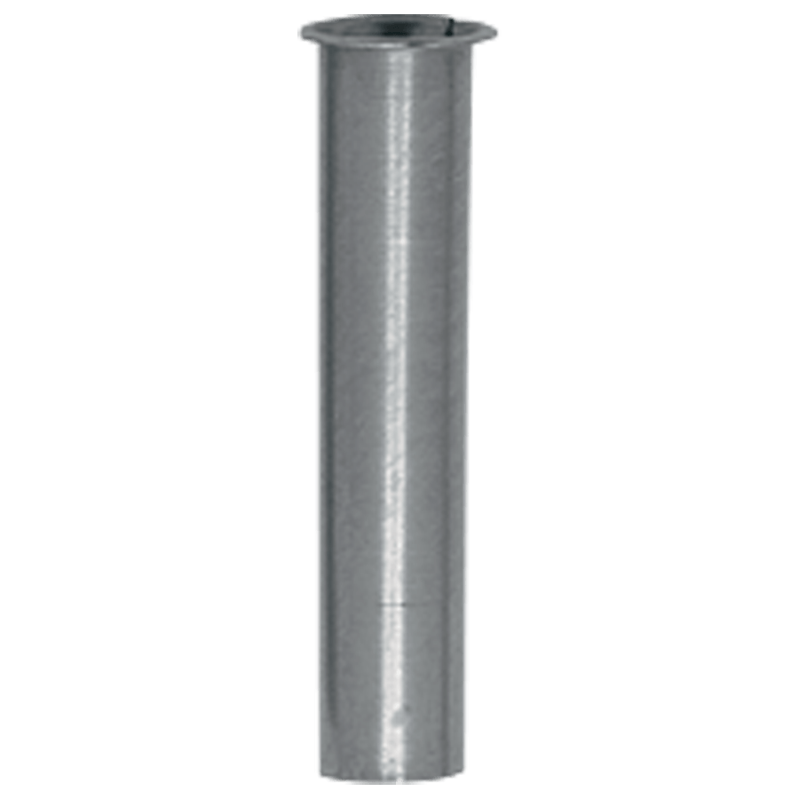 Aluminium vulbuisjes 100 stuks