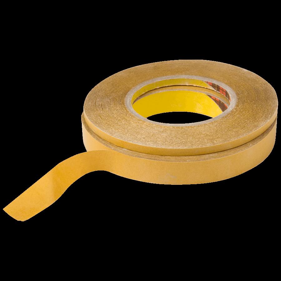 Carbontape dubbelzijdig 19,0 mm