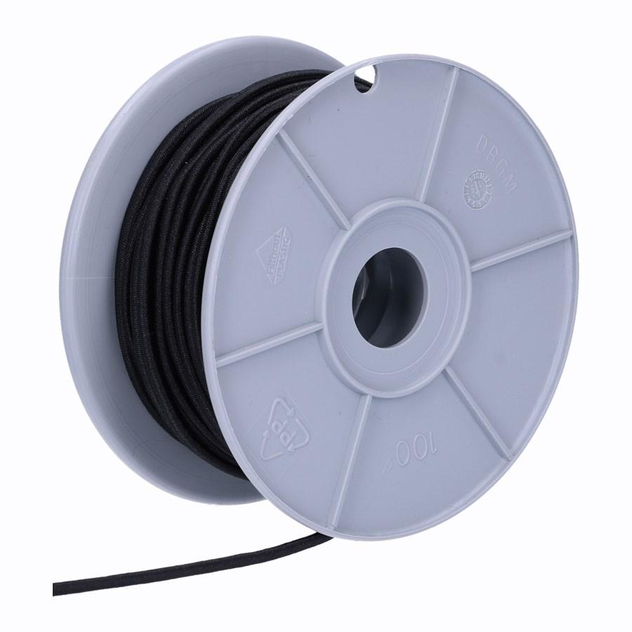 Elastische veter art.129 rol à 25 mtr