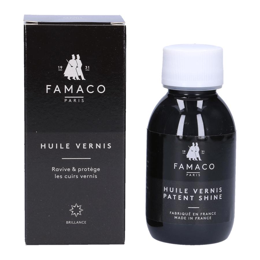 Famaco Patent condit / Huile vernis