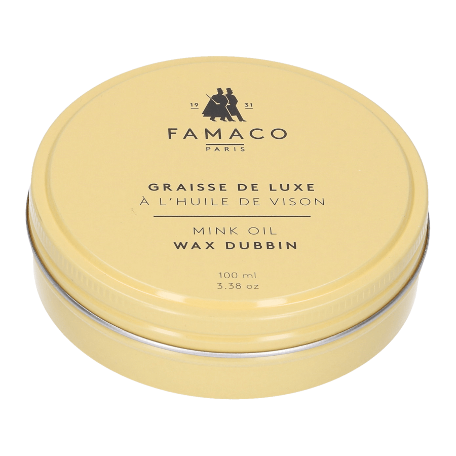Famaco Wax dubbin / Graise de luxe 100 ml