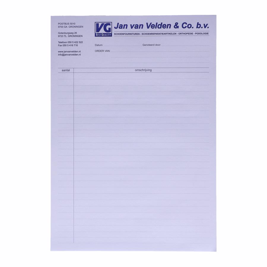 Fax boek