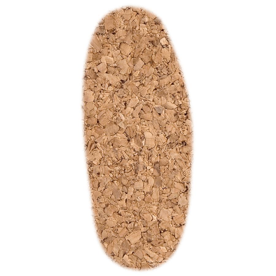 Fijnflexzool 10 mm met enkelzijdige lijmlaag