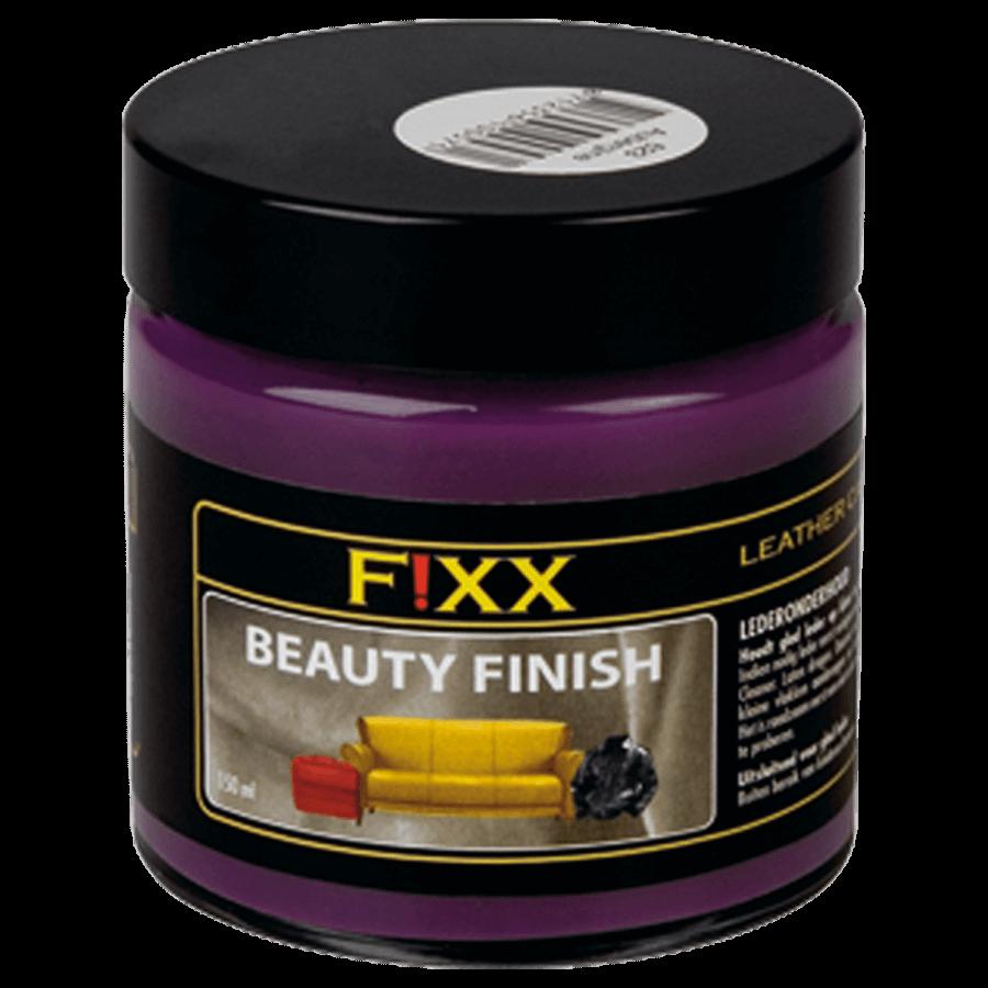 Fixx Beauty Finish gekleurd