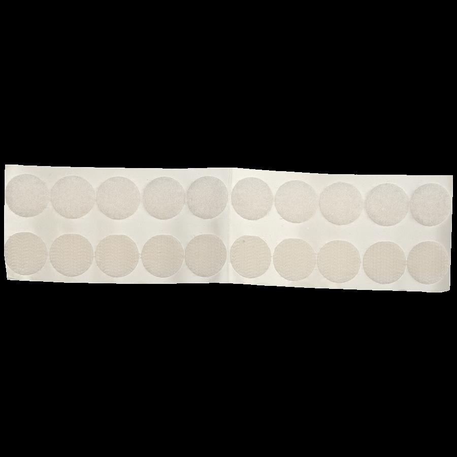 Klittenband rondje 19 mm 19,0 mm