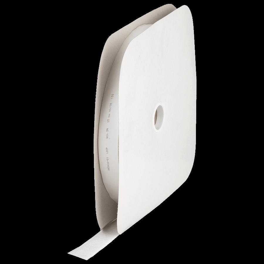 Klittenband zelfplakkend 30 mm rol à 25 meter