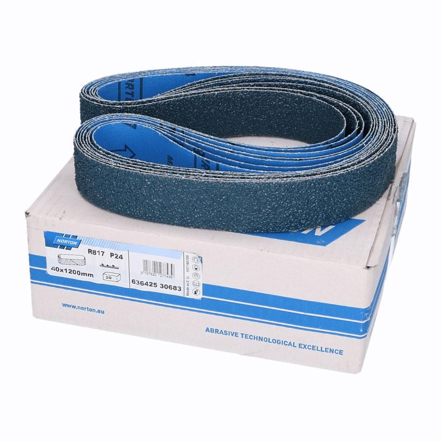 Norton schuurband 1200 X 40 K 24