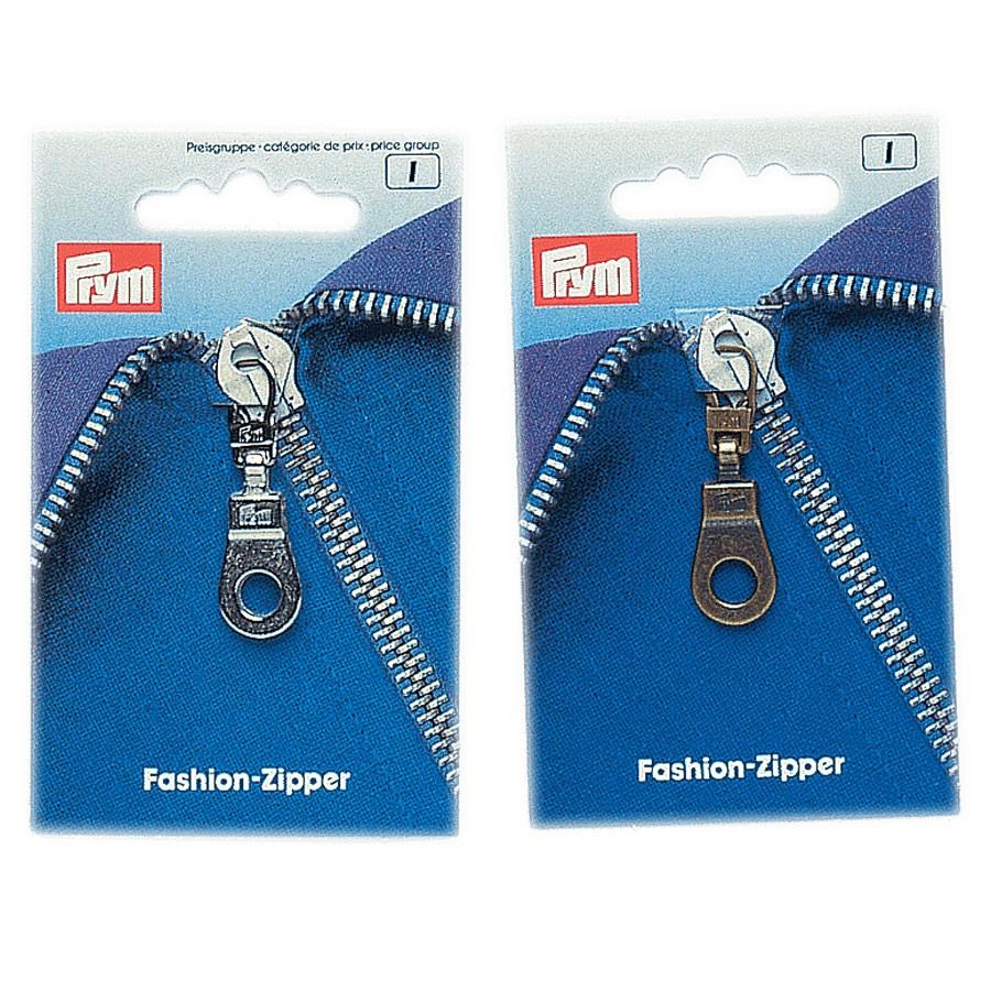 Prym zipper op kaart