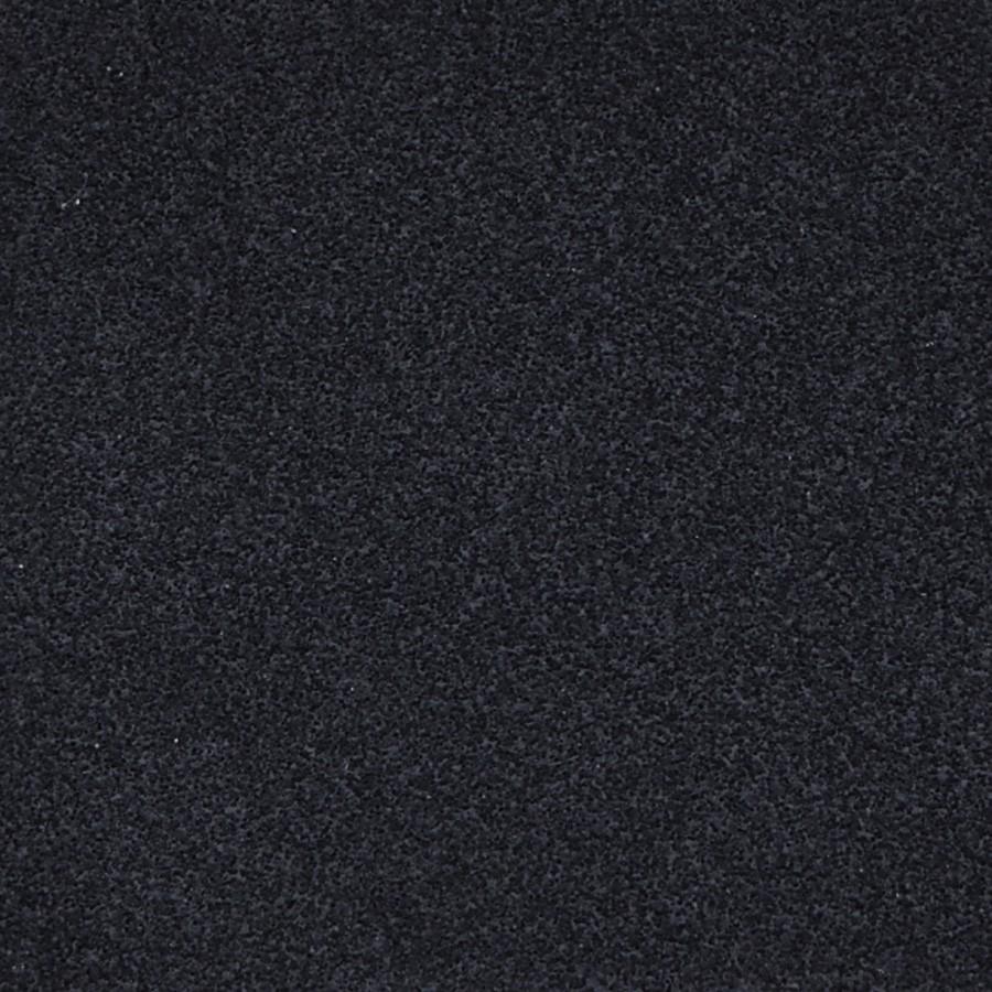 Schuimrubber plaat zwart