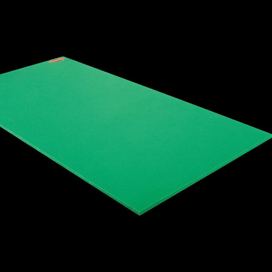 Snij-plaat groen 100 X 50 cm