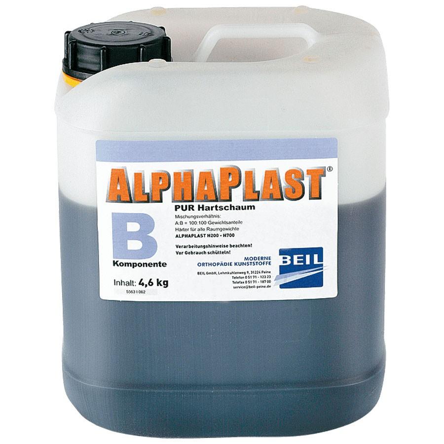 Verharder hardschuim alphaplast 4,6 kilo