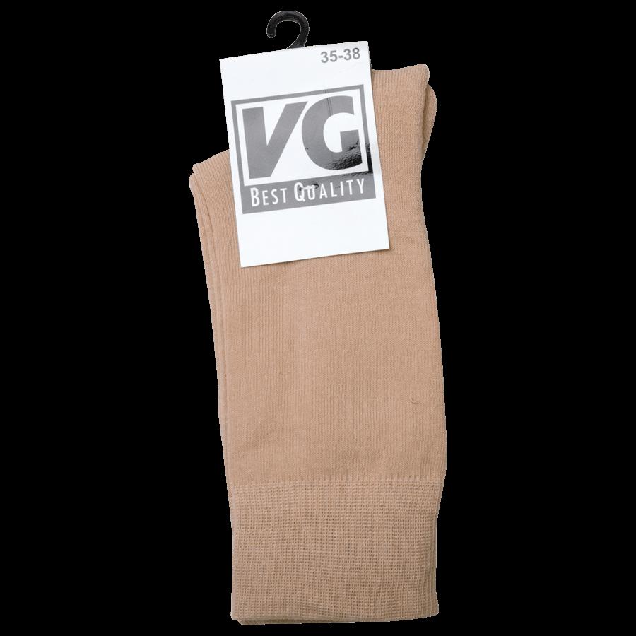 **VGZ sokken Donkerbruin maat 43/46