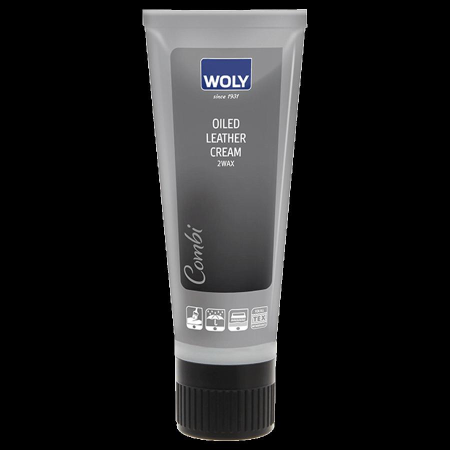Woly 71478 2 Wax creme Kleurloos 75 ml